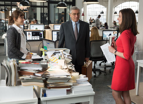 The Intern - Embed 1