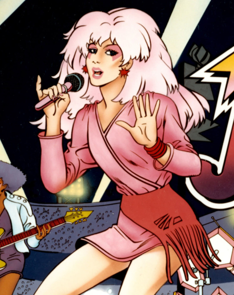 Cartoon Jem