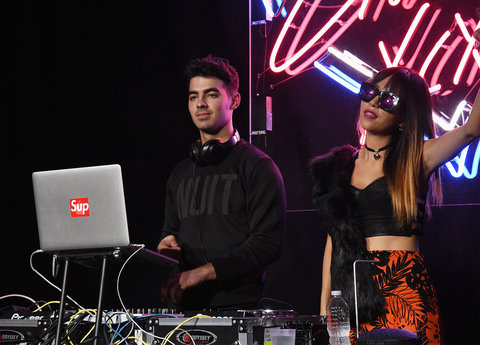 attends the Boohoo.com fete celebrating the Charli XCX collaboration at Villian on October 22, 2015 in Williamsburg, Brooklyn.