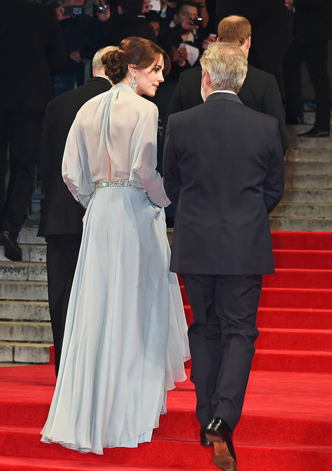 Kate Middleton at the Spectre Premiere