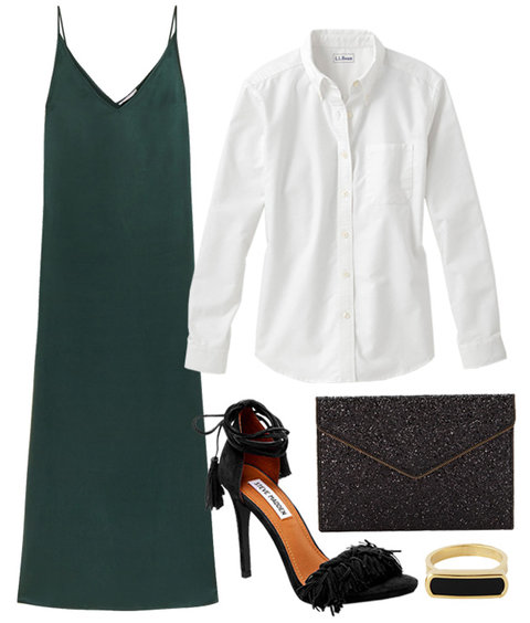 How to Wear White - Date