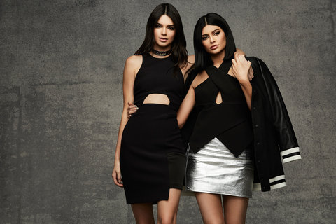 Kendall Kylie Top Shop