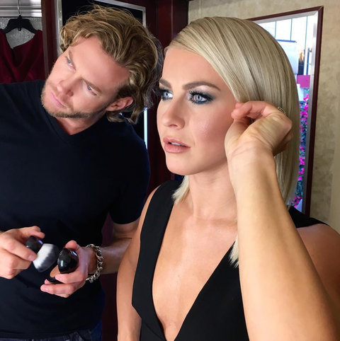Julianne Hough's Sexy Smoky Eye