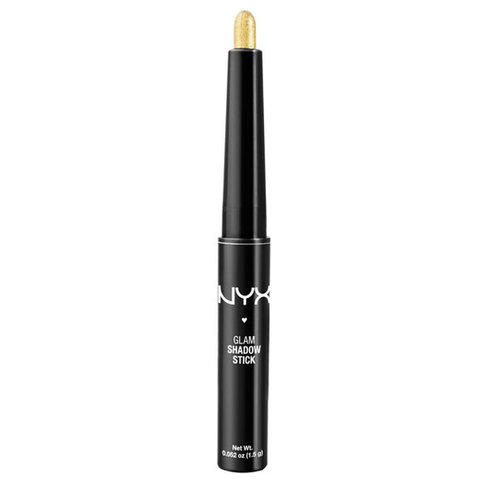 NYX Glam Shadow Stick in Yellow Diamond