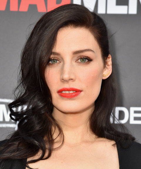 Jessica Pare At The Variety And Women In Film Pre-Emmy Party In Beverly Hills - Celebzz - Celebzz