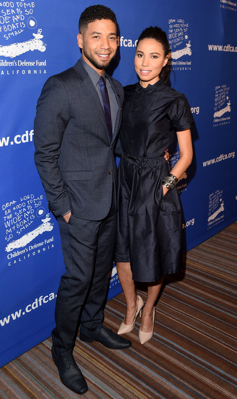 attends Children's Defense Fund-California 25th Annual Beat The Odds Awards at Regent Beverly Wilshire Hotel on December 3, 2015 in Beverly Hills, California.