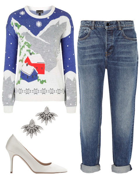 Ugly Sweater Style - Embed 2