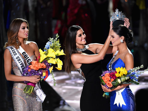 Miss Philippines Named Miss Universe 2015 - EMBED