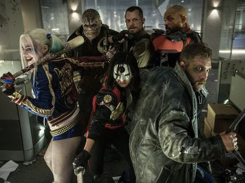 Suicide Squad Latest Cast Photo - Embed