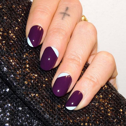 New nail art design trends for 2016 instyle 1 awesome angles prinsesfo Gallery