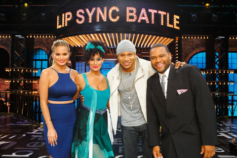 Lip Sync Battle - Tracee Ellis Ross - Embed 2