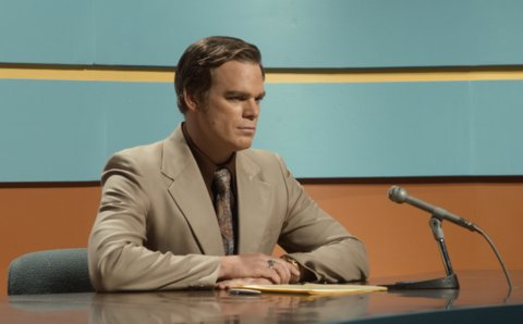 Michael C. Hall in Christine