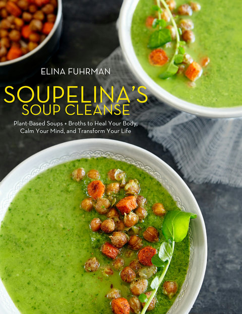 Asparagus Soup - Embed