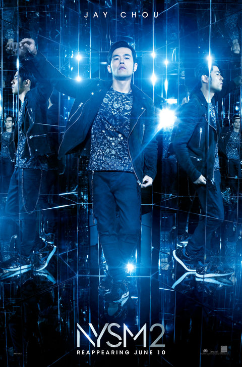 Now You See Me 2, Jay Chou - Embed