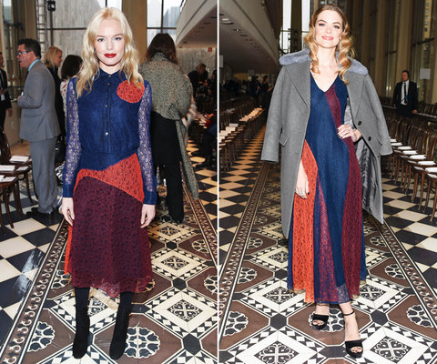 2016 NYFW Kate Bosworth Jamie King at Tory Burch Embed