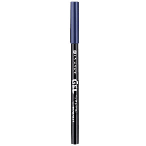 Essence Cosmetics Waterproof Gel Eye Pencil in Midnight Blue