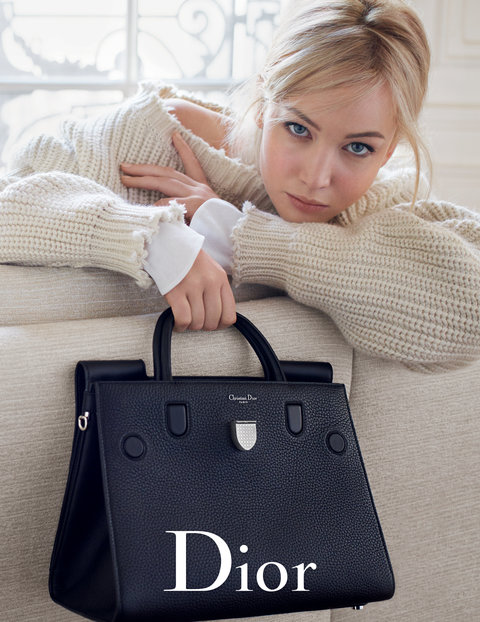 Jennifer Lawrence Dior Campaign - Embed 2