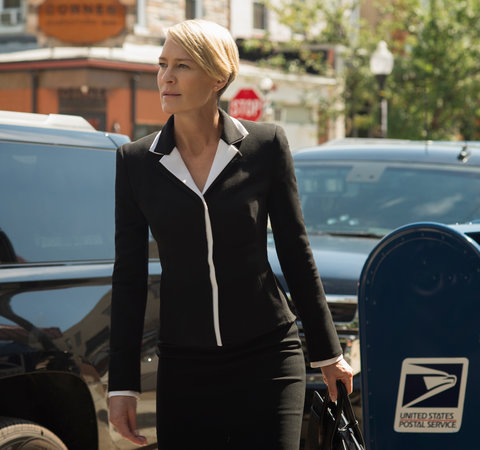 Robin Wright House Of Cards Style Season 4 Instyle Com