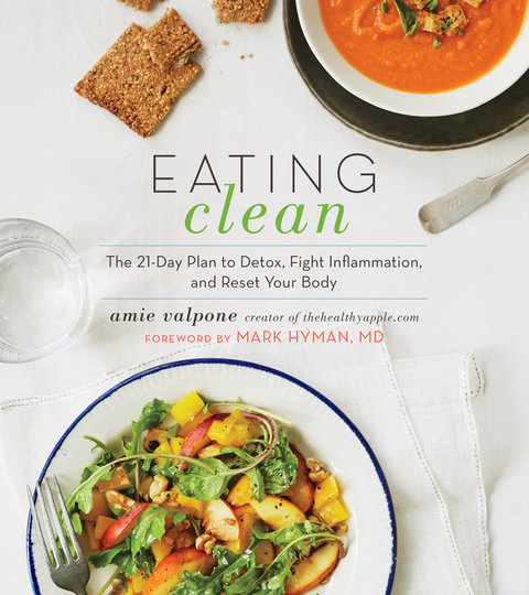 Eating Clean Book Cover Embed