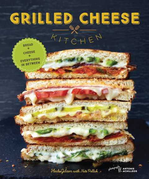 Grilled Cheese - Embed