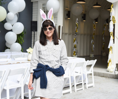 AKID Easter Egg Hunt Selma Blair Embed