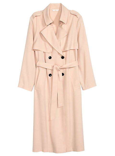 Shop Trench Coats For Spring Instyle Com