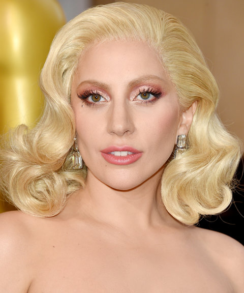 Lady Gaga's Best Beauty Moments | InStyle.com Lady Gaga