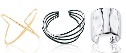 Sculptural Jewelry Braclets Embed
