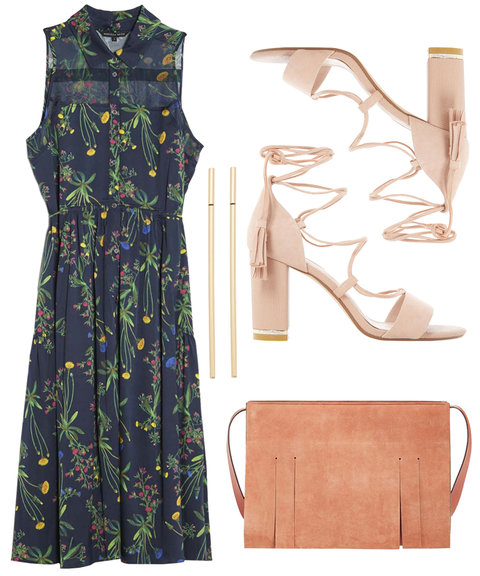 Spring Dress A Day