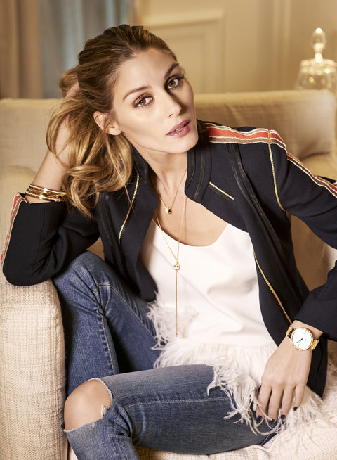 Olivia Palermo x Piaget - Embed 1