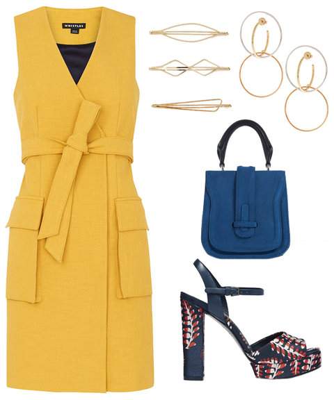 Spring Dress a Day 4/4 - Embed 2016