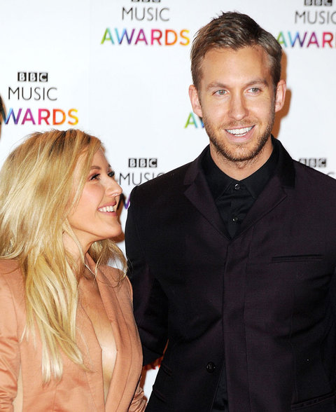 calvin harris and ellie goulding