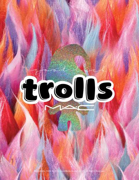 Mac Announces Trolls Collection