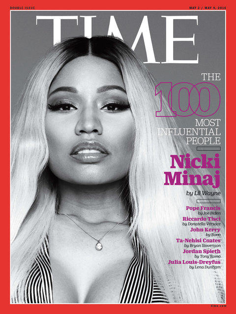 Time 100 - Nicki Minaj