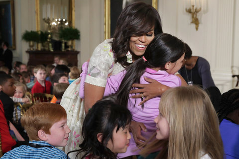 Michelle Obama - Take Our Daughters and Sons to Work Day - Embed 1