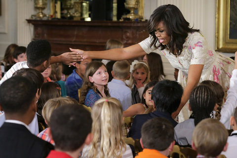 Michelle Obama - Take Our Daughters and Sons to Work Day - Embed 3