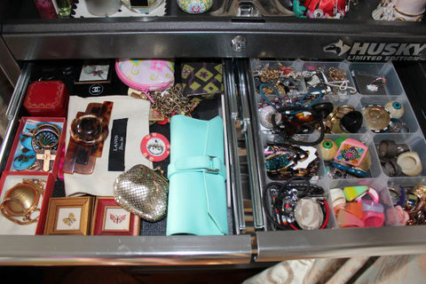 Drawers Organization