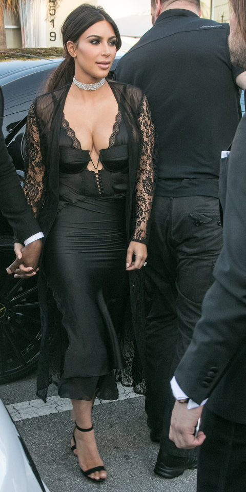 Kim Kardashian Miami Wedding - Embed