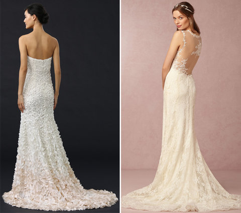 5 Wedding-Dress-Only Details That Need to be Part of Mainstream Fashion