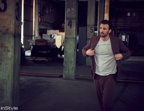 Chris Evans - InStyle May 2016 - EMBED 1