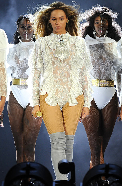 Beyonce Tour Outfits 3