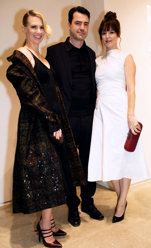 half off best service sold worldwide Selma Blair, January Jones and More Stars Attend the Opening ...
