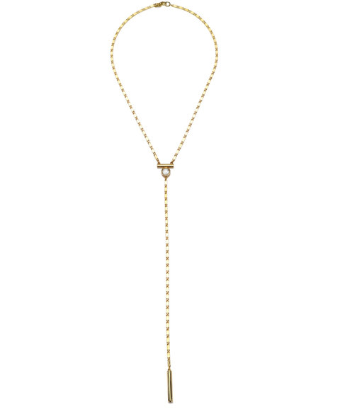 Bella Thorne Necklace - Embed 2016