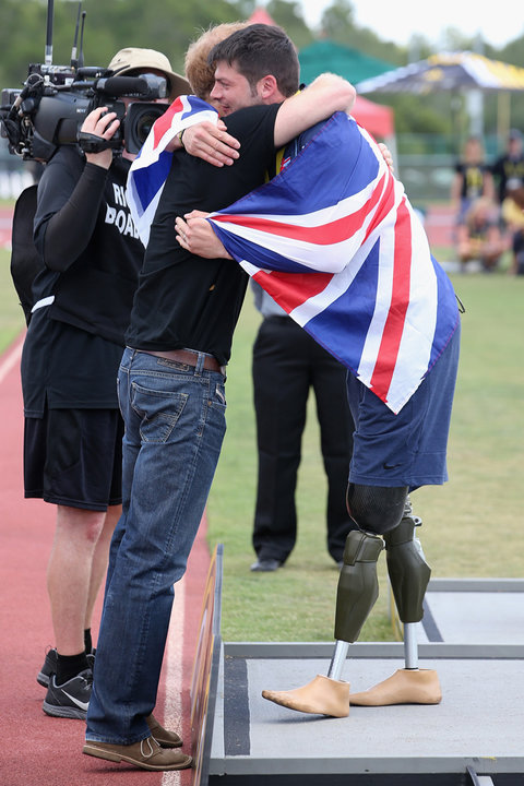 Prince Harry Invictus Games 3 - Embed 2016