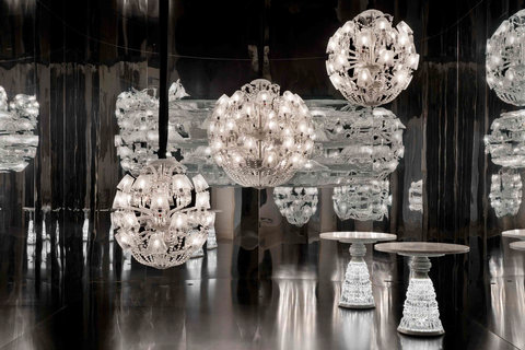 Baccarat Chandeliers - Embed - 2