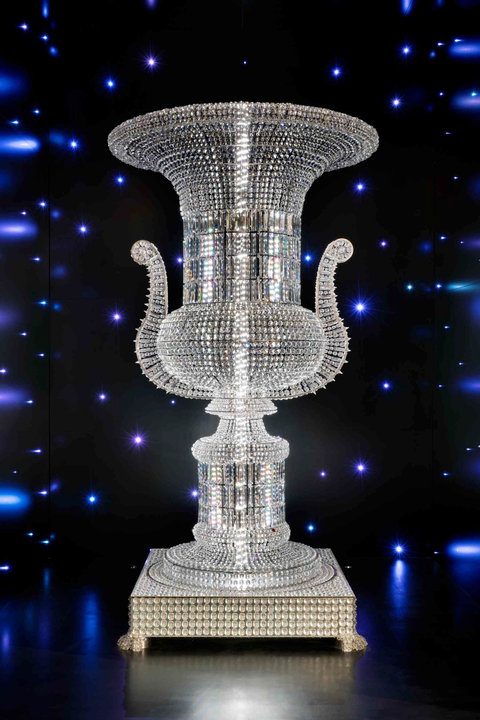 Baccarat Chandelier - Embed - 1