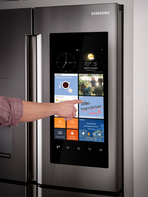Samsung Fridge - Embed 2