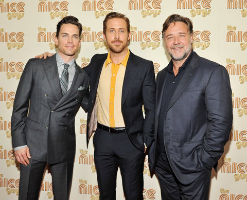 Nice Guys NYC Premiere - LEAD