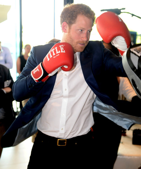 Prince Harry  Heads Together - Embed