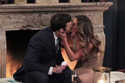 """THE BACHELORETTE - """"1201"""" - Successful and stunning real estate developer JoJo Fletcher, 25, gets a second chance at her happily-ever-after, choosing from twenty-six handsome bachelors. After being devastated last season by a shocking rejection from Bache"""
